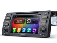7 Quad Core 2GB RAM Android 6.0 OS Special Car DVD for BMW 3 Series E46 1998 2006 with Video Output from All Modes Support