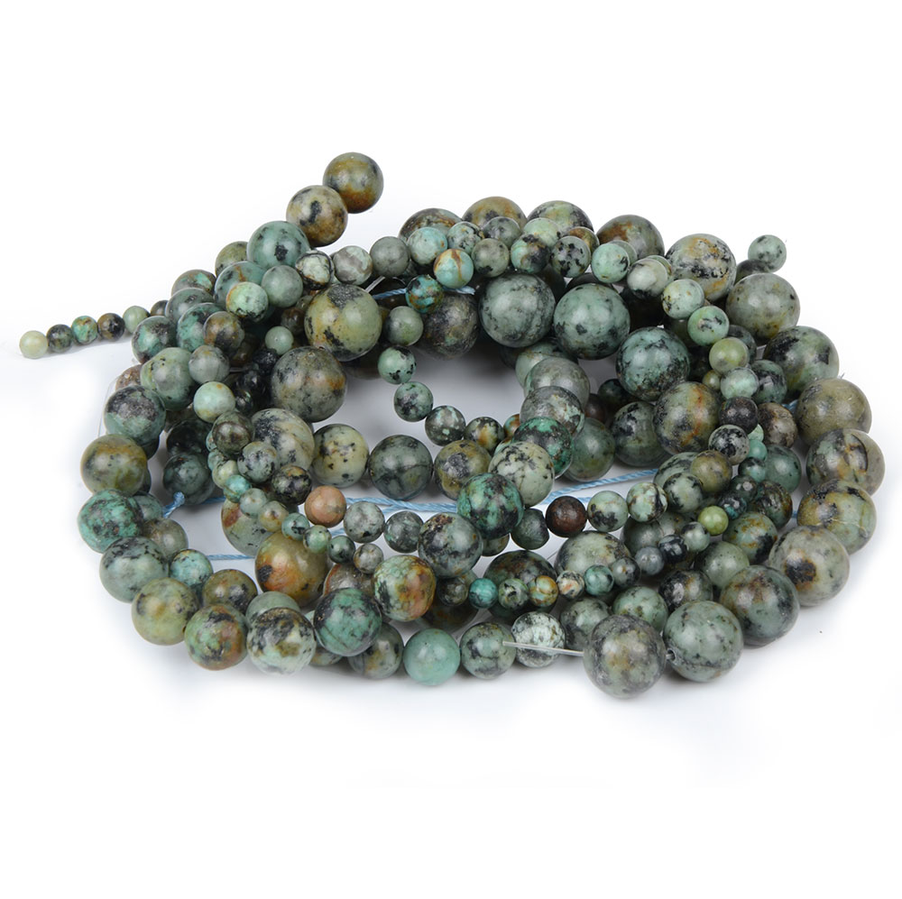 Opal Stone Africa Pine Stone Beads for Women Jewelry Fashion Making