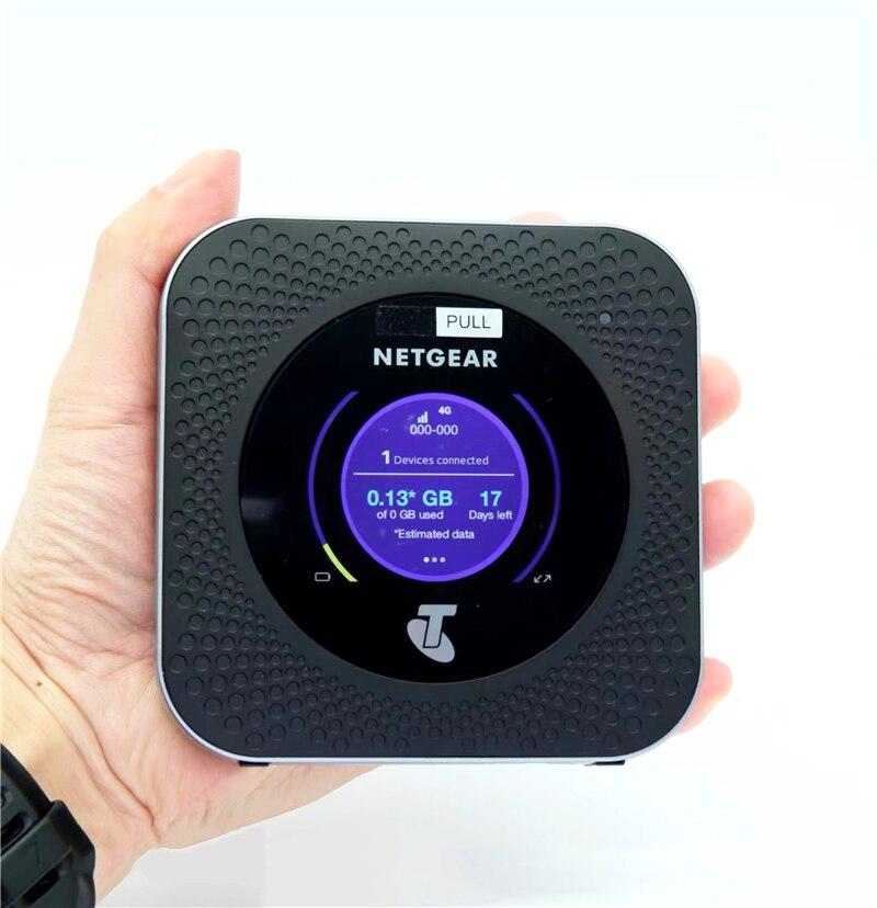 Routeur Mobile Netgear Nighthawk M1 mr1100 4GX Gigabit LTE débloqué routeur Wifi Mifi 4G avec routeur Portable Rj45