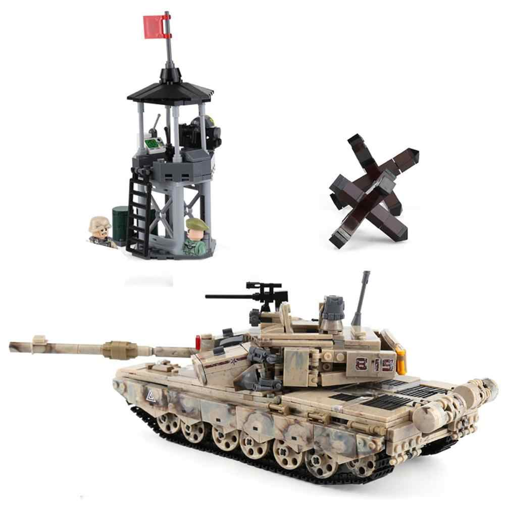 hot LegoINGlys military WW2 base command post army tank vehicles war weapons figures MOC Building Blocks model bricks toys gift