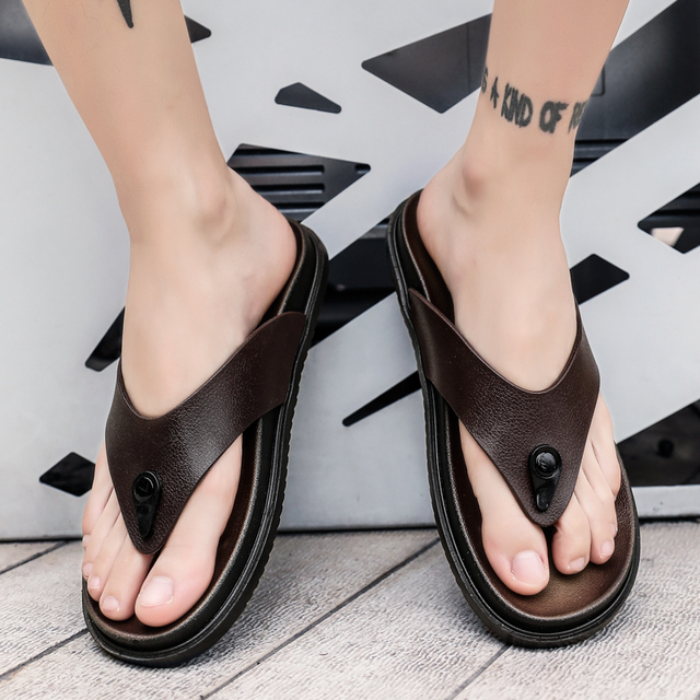 Anti Slip Leather Shark Letter Comfortable Designer Shoes 2