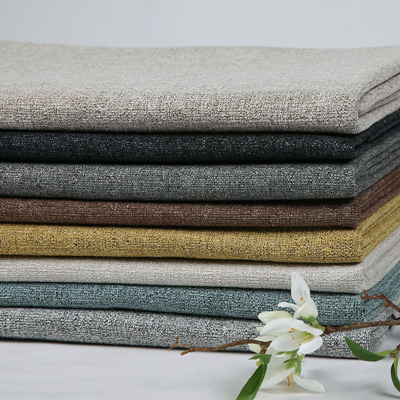 Us 20 51 36 Off High Quality 148cm Width Fabric Solid Color Linen Cotton Diy Sofa Cover Abrasion Resistant Cushion Chair Cover Cloth 1 Meter In