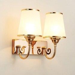 Lampa ścienna E27 nowoczesne kinkiety ścienne żelaza ścienny lampki nocne u nas państwo lampy lampy Loft oświetlenie domu lampy do czytania lw415247 Lampy ścienne Lampy i oświetlenie -