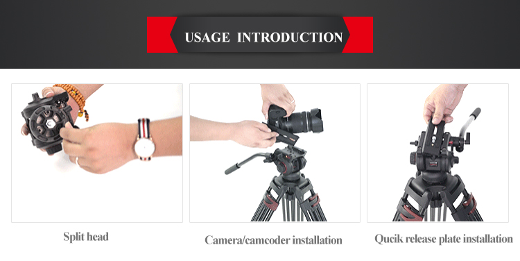 kg Miliboo caméscope/support à 12
