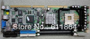 High quality PFM-865G VER C p4 long card industrial motherboard 100% tested perfect quality industrial floor picmg1 0 13 slot pca 6113p4r 0c2e 610 computer case 100% tested perfect quality