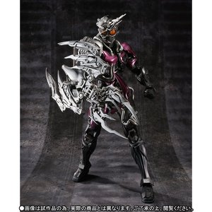 "Image 4 - Original BANDAI Tamashii Nations SIC / SUPER IMAGINATIVE CHOGOKIN Exclusive Action Figure   Mashin Chaser ""Kamen Rider Drive"""