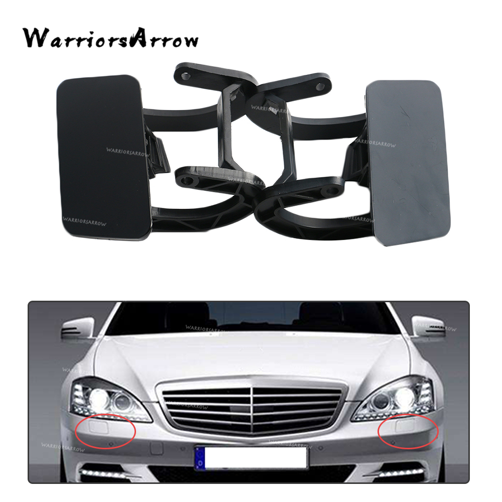 Front Right Headlight Washer Cover Cap Trim For Mercedes W221 S-Class 2005-2011