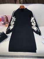 Новинка 2018 Высокое качество модные платье для подиума летние платья Для женщин бренда Элитная одежда Женская одежда A09632