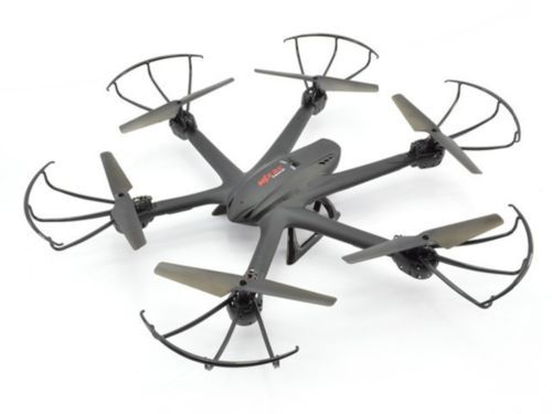 F15067-C Black MJX X600 2.4G RC hexa copter RC drone with C4008 PFV WIFI Camera 1.0MP 720p HD Camera