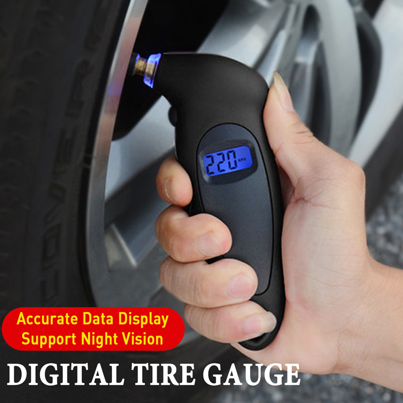 Digital Tire Pressure Monitoring LCD Sensors for BMW e46 e90 e60 e39 e36 f30 f10 f20 x5 e53 x5 e70 e87 g30 Car Accessories image