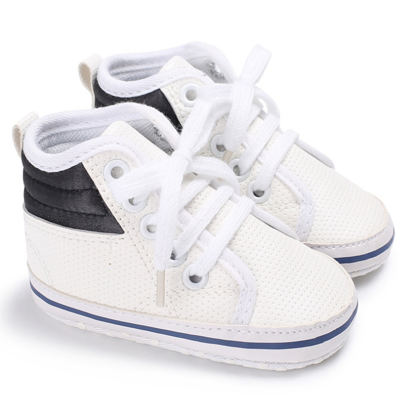 Breathable Boy Baby Sneakers Toddler Baby Moccasins ...