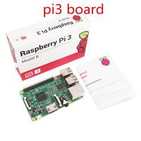 In 2017 Stock Original Rev RS Raspberry Pi 3 Model B Board With Wifi And Bluetooth