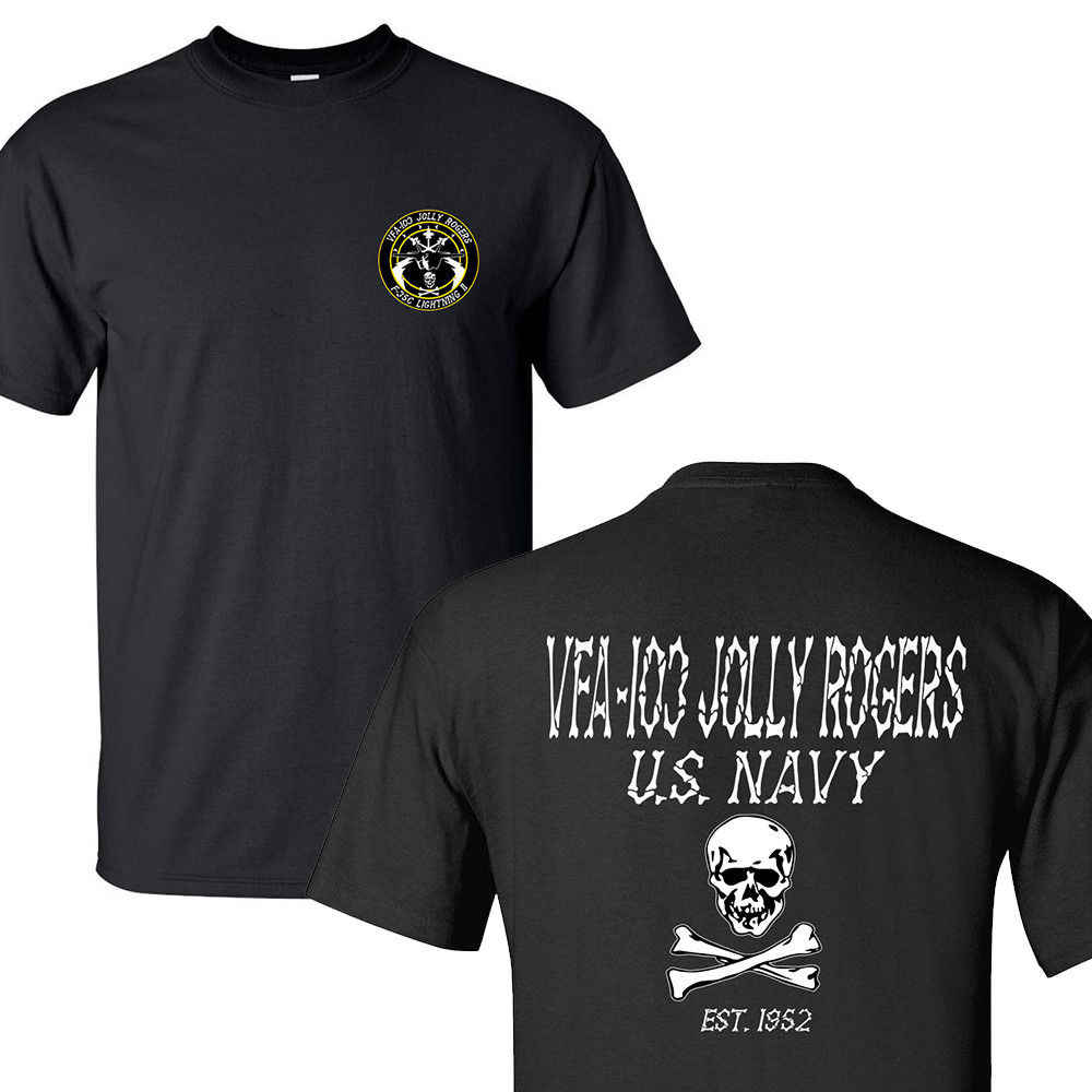 a9a3a89762c Detail Feedback Questions about 2019 New Summer Fashion Tee Shirt VFA103  JOLLY ROGERS SQUADRON UNITED STATES NAVY T SHIRTS S 3XL on Aliexpress.com |  alibaba ...