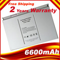2-Year Warranty! 6600mAh Laptop Battery A1189 For Apple MacBook Pro 17 Inch MA092TMA897X/A MA611B A1151 A1212 A1229 A1261