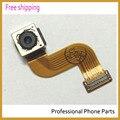 Câmera 13.0mp voltar câmera traseira original para lenovo k900 com flex cabo reparação peças de reposição