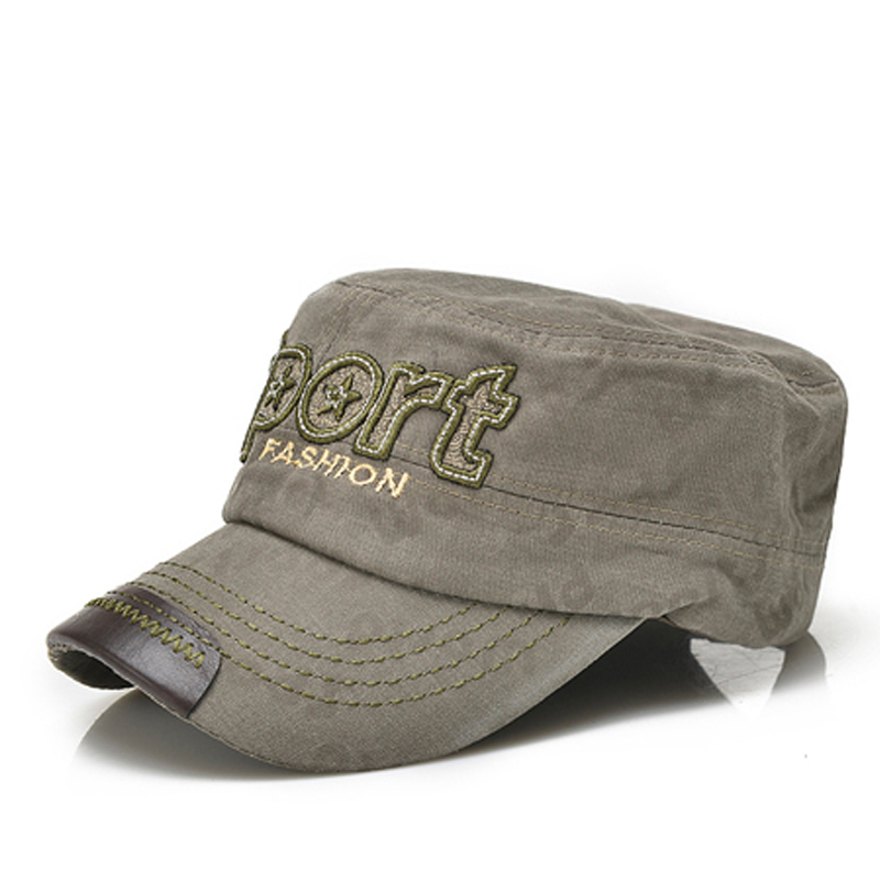 2017 American Army Camouflage Baseball Cap Gorra Male And Female Summer Sun Hat Top Cotton Adjustable Cap For Men Women fashion rivets cotton polyester fiber men s flat top hat cap army green