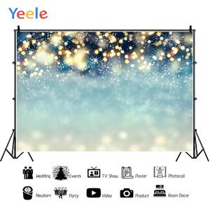 Image 2 - Yeele Wallpaper Glitter Lights Bokeh Room Decor Photography Backdrops Personalise Photographic Backgrounds For Photo Studio Prop