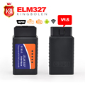 High Quality ELM327 Wifi Scanner Auto OBD2 Diagnostic Tool ELM 327 WIFI OBDII Scanner V 1.5 Wireless For Both Android / IOS