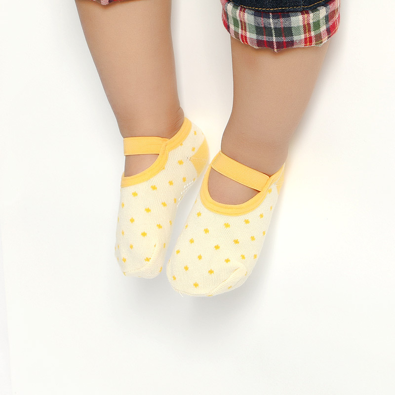 Baby Shoes 2018 Spring Anti-off Floor Socks Cute Baby Shallow Socks Toddler Shoes For Girls Boys First Walkers Newborn Shoes Free Shipping Mother & Kids
