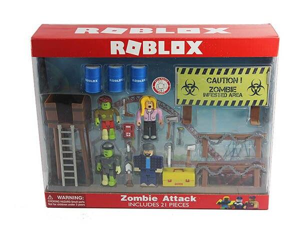 De Zombies Nuevo Acción Figuras Roblox JuguetesN373 Brinquedo 2H9IEeWDY