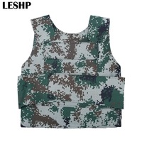 Flexible Concealable Aramid Tactical Vest Outdoor Labor Protection Bulletproof Vest Covert Ballistic Vest Utility & Safety