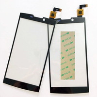 New For Highscreen Boost 2 Se Innos D10 Createl D10 Phone Sensor Touch Panel Front Glass