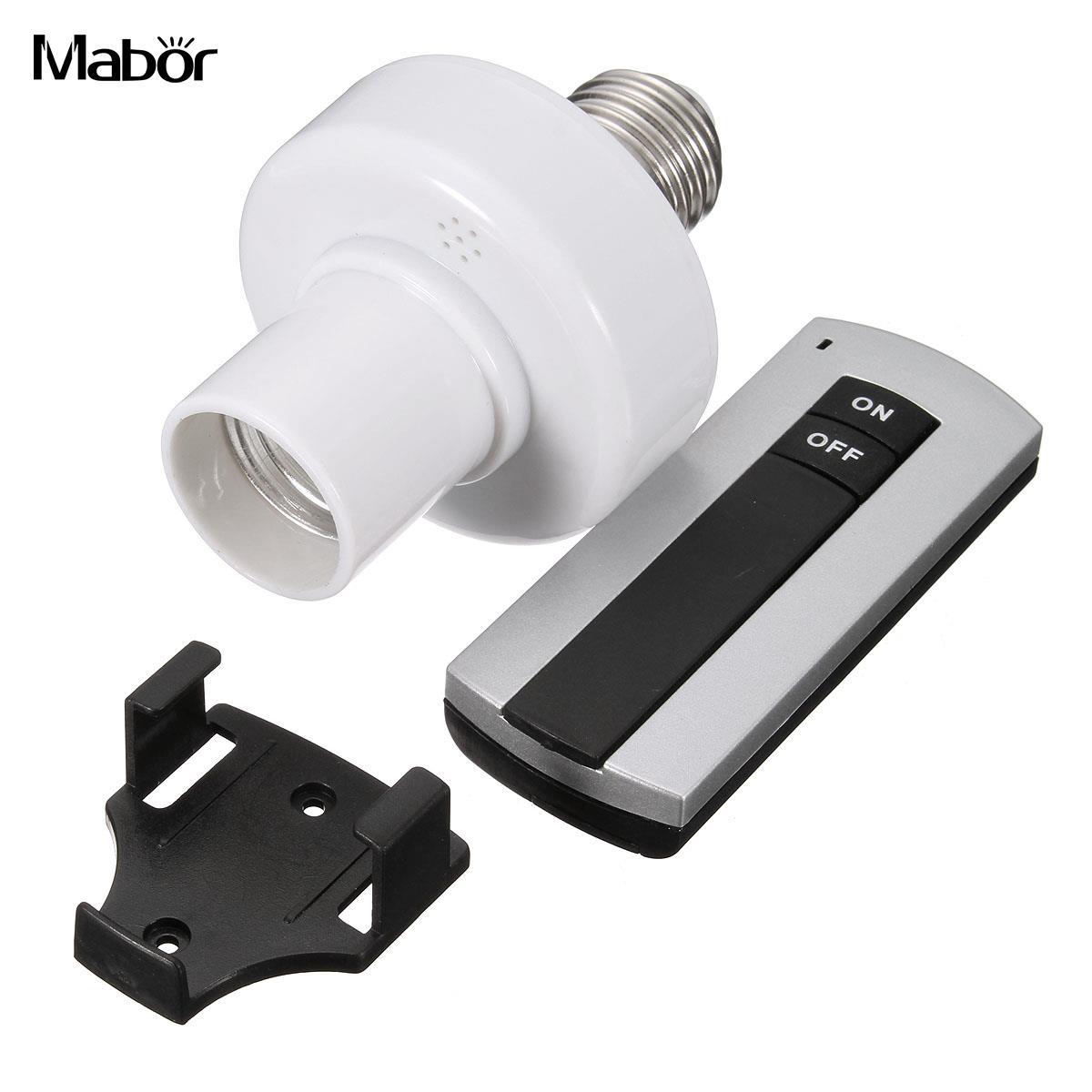 Foco Bluetooth Inal/ámbrico Luz y M/úsica con Control Remoto 6W E27 RGB con Control remoto de 24 teclas