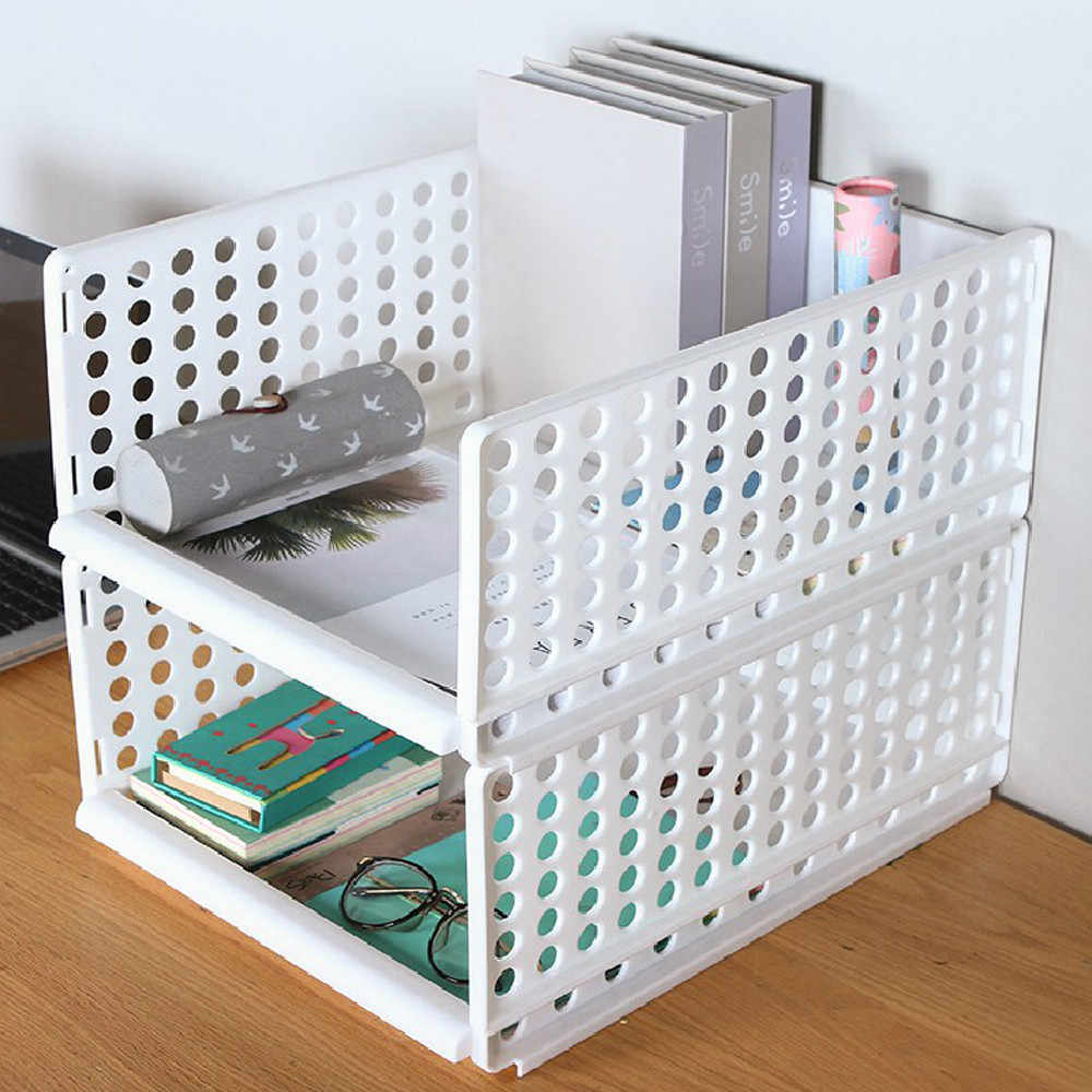 Detail Feedback Questions about DIY Storage Basket Office Desktop ...