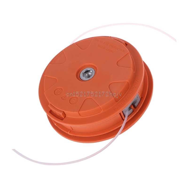 Universal Bump Feed Line Trimmer Head Aluminum Strimmer Grass Brush Cutter  Parts D22 dropship