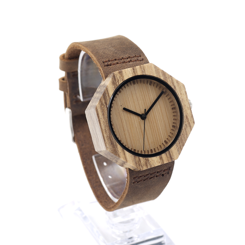 Watch Luxury Wood Ladies Watch Relogio Masculino C-D02 (23)