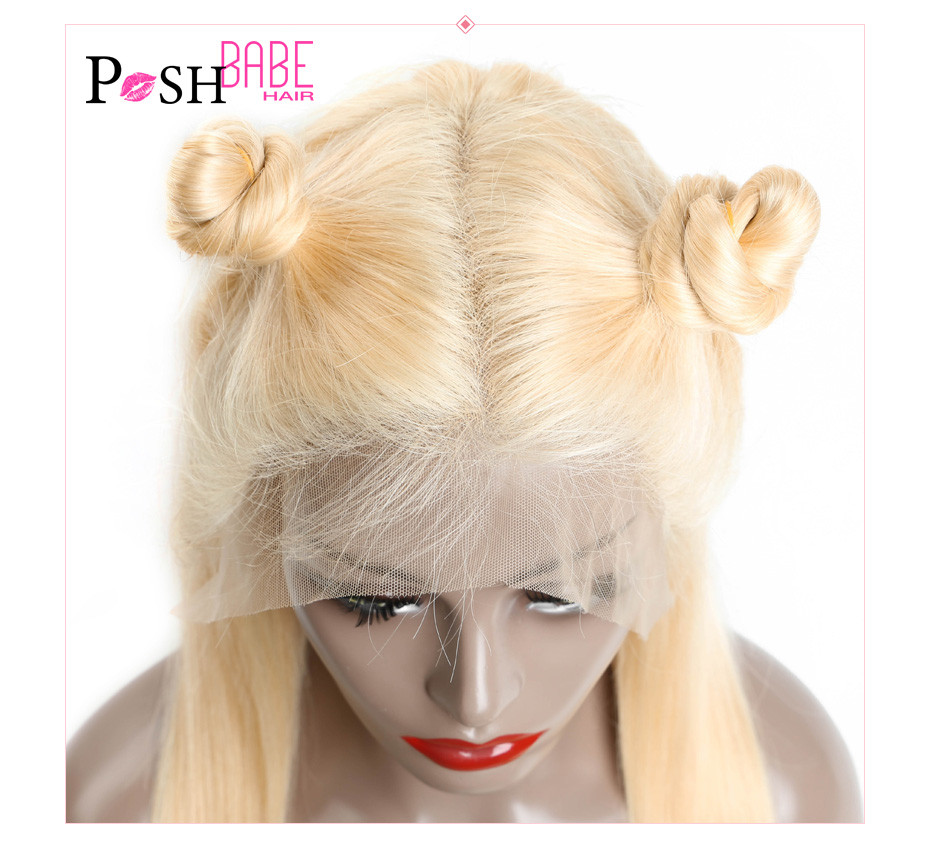 Blonde Lace Front Wigs (5)
