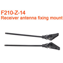 5 Sets/Lot Original Walkera F210 RC Helicopter Quadcopter Spare Parts Antenna Holder Receiver Antenna Fixing Mount F210-Z-14