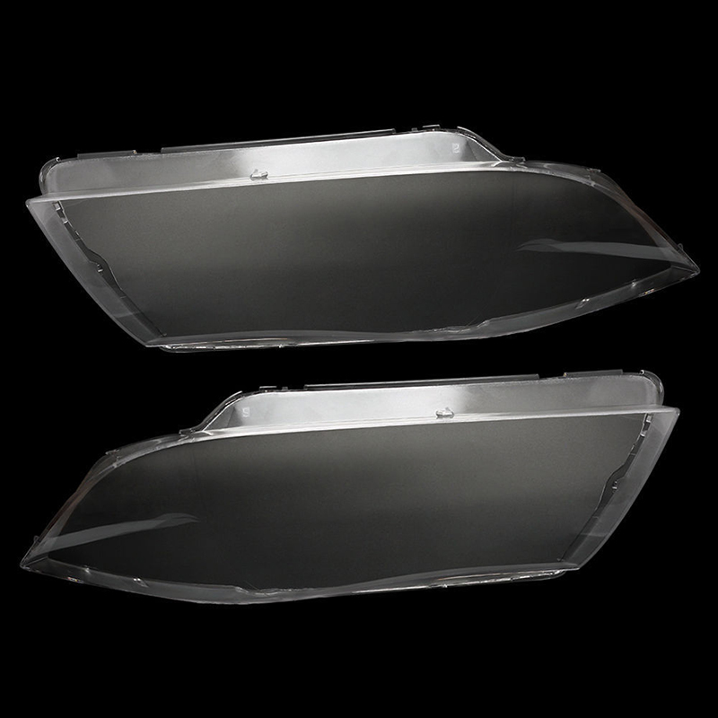 New 1 Pair Car Left & Right Front Headlight Clear Lens Cover Headlamp Shell For BMW E90/E91 2004 2005 2006 2007 mzorange new 1 pair left
