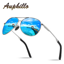 купить Sunglasses Men Luxury Brand Designer Pilot Sunglasses Men Polarized Driving Fishing Sun glasses UV400 gafas de sol hombre 8013 дешево