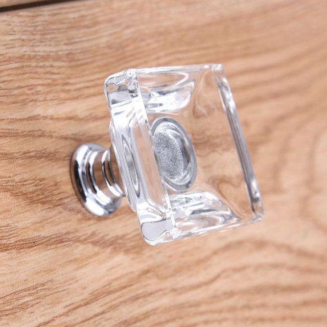 Tienda Online 34mm moderno simple cristal cuadrado cajón TV gabinete ...