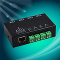 Free Shipping CCTV 4CH Passive Video BNC to UTP RJ45 CAT5 Camera DVR Balun