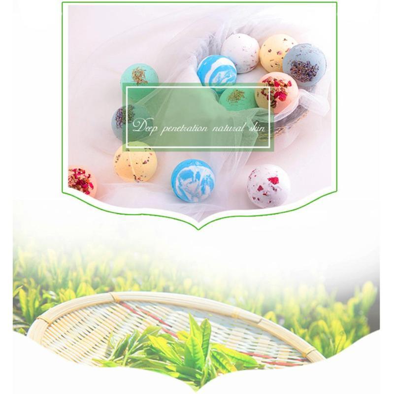 4 piezas alta calidad patrón redondo bola del baño Baño de mar ...