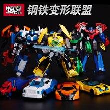 Wei Jiang WJ transformación Liga RID aleación OP Commander Grimlock Drift  disfraz WILDRIDER desglose Guerrero niños juguete daf8d91ccb0