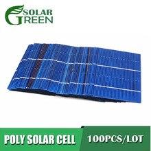 100 шт./лот 1 В, 2 В, 3 в, 4 в, 5 В, 6 в, 8 в, 9 В, 12 В, 18 в, солнечная панель «сделай сам», элементы питания, поликристаллический модуль, зарядное устройств...