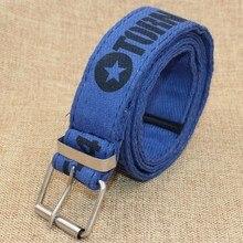 3.7cm  printting  Unisex Waist Belt Waistband Casual Plain canvas Webbing Strap Belts 3cm colorful webbing waist belt fashion unisex plain webbing waist belt waistband casual canvas belt