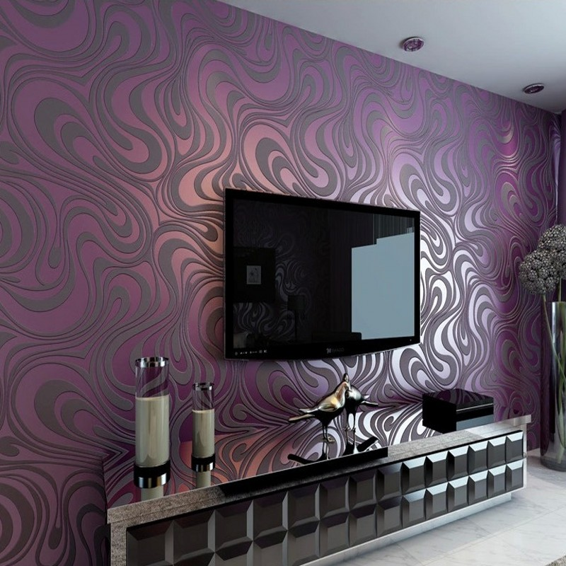 Free Shipping Modern Abstract Non-wovens Flocking Living Room Sofa TV Background Wallpaper 3D Gold Bedroom Wallpaper free shipping cartoon pattern wallpaper leisure bar ktv lounge living room sofa children room background comics wallpaper mural
