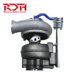 Wschodnia turbosprężarka HX40W 4038000 4038002 3597759 dla HOLSET turbo dla silnika Cummins Truck 6CT w Sprężarki od Samochody i motocykle na