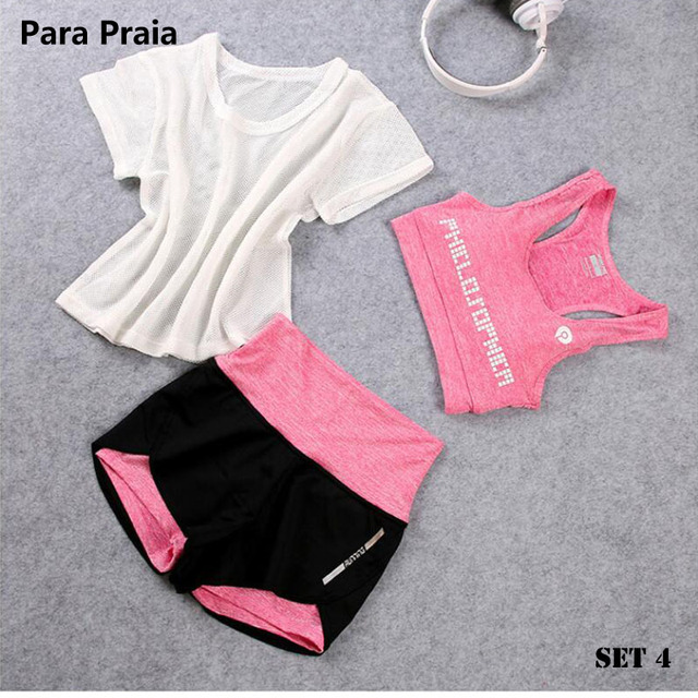 Daisy Fitness Set
