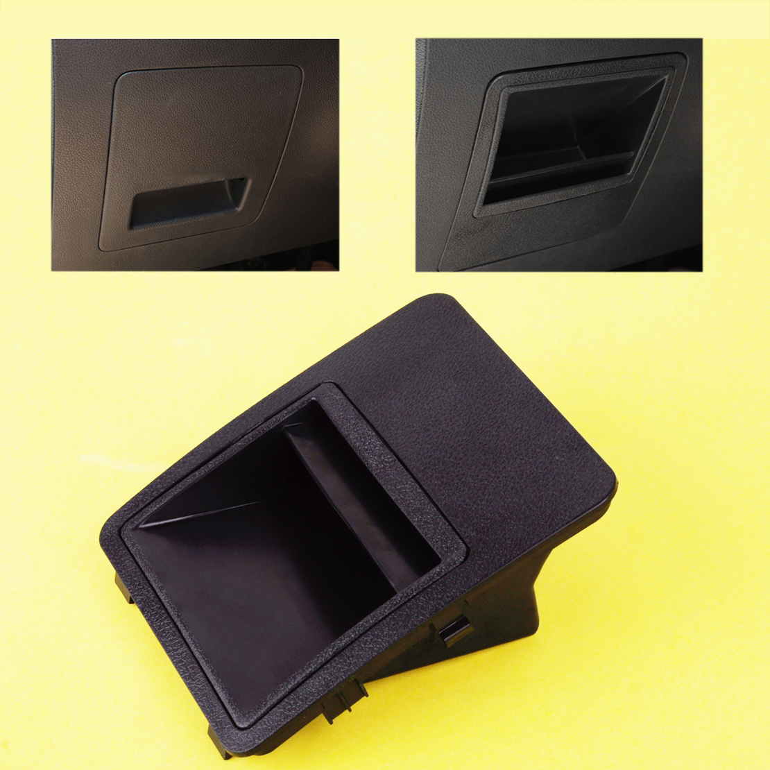 dwcx black plastic center console fuse storage box bin card coin fuse tool storage box dwcx black plastic center console fuse storage box bin card coin case fit for hyundai elantra 2017 in armrests from automobiles & motorcycles on