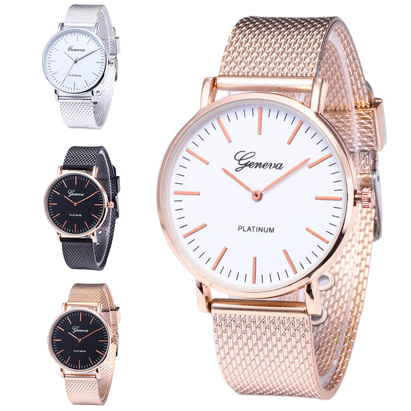 Foloy Business Men Sport Watch Quality Fashion Geneva Roman Numerals Faux Leather Analog Quartz Gentleman Watches Clock Gift