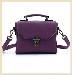Korean-Fashion-joker-Shoulder-Bag-Genuine-leather-Flap-Handbags-Luxury-simple-Designer-Sac-a-Main-Tote