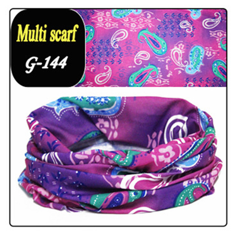 Seamless magic scarf men and women riding scarf sweat sweater mask neck suit windscreen sunscreen collar a variety of optional