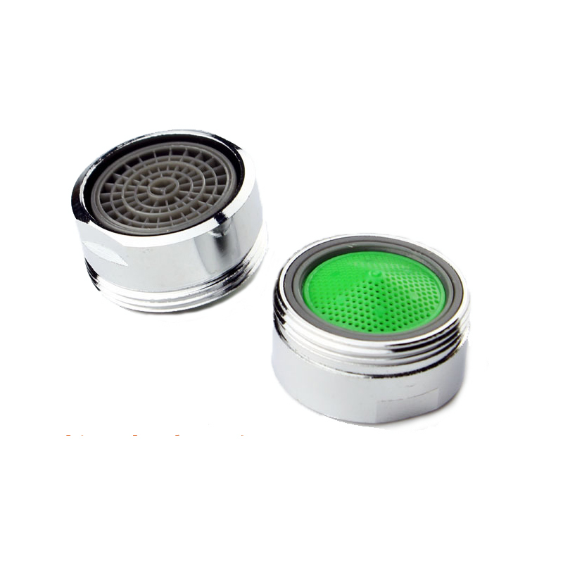 2PCS Kitchen Faucet Aeraters Water Tap Bubbler With Filter Mesh External 23.5mm External Thread Faucets Spouts