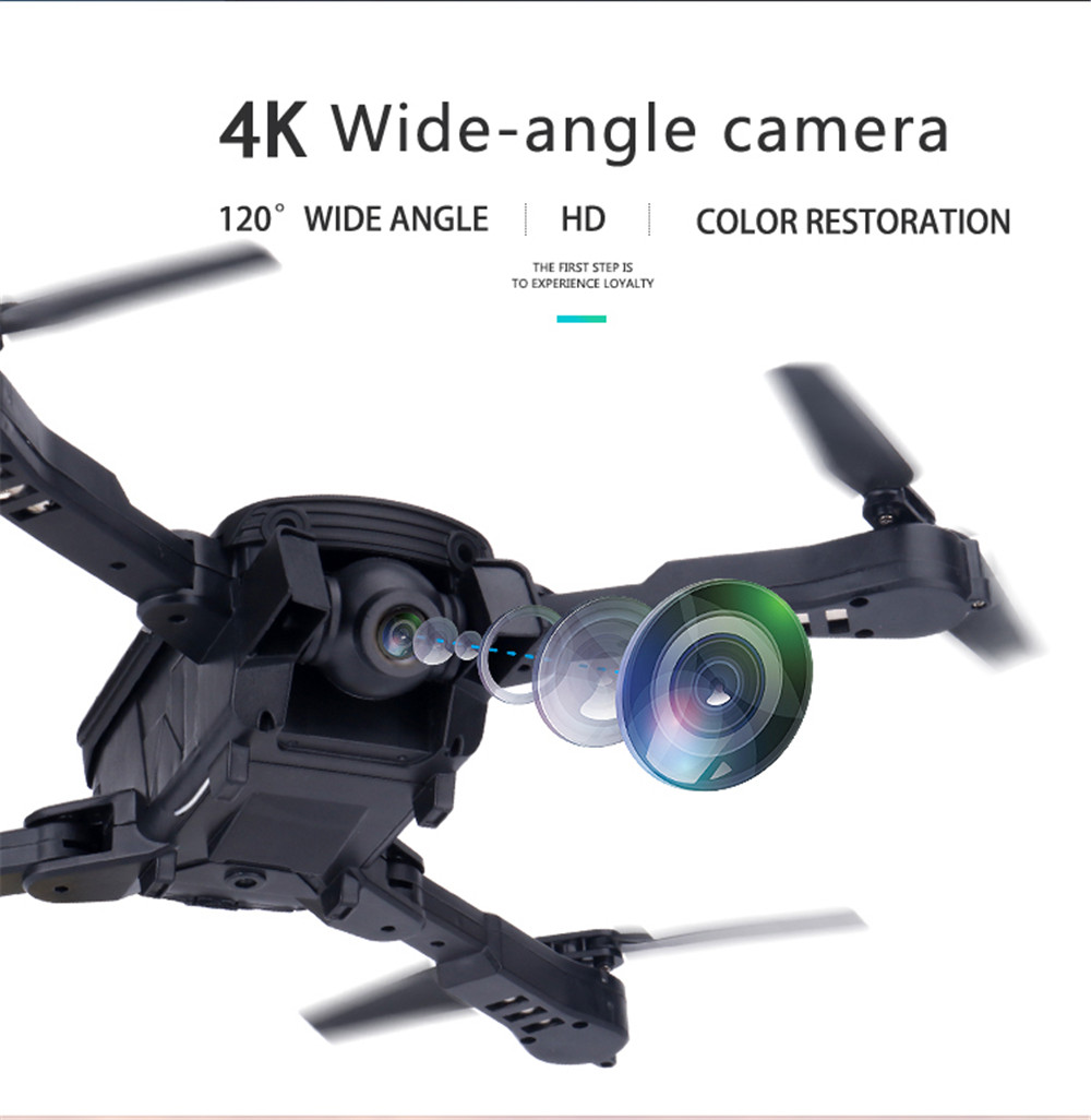 Image 3 - RC Helicopters 1808 remote control toy Camera HD 1080P Foldable WiFi FPV Wide Angle 2.4GHz ABS app photo headless mode 6 axes-in RC Helicopters from Toys & Hobbies