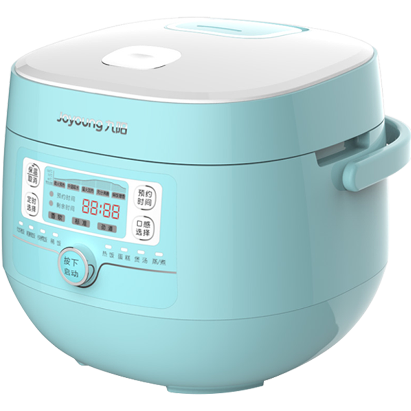 Jy15 CCC Smart automatic rice cooker electric Micro-pressure mini rice cooker reservation 390W 2L 3D heating with cauldron Liner electric pressure cookers electric pressure cooker double gall 5l electric pressure cooker rice cooker 5 people
